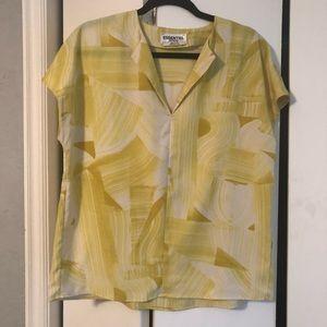 Essential Antwerp - artsy blouse
